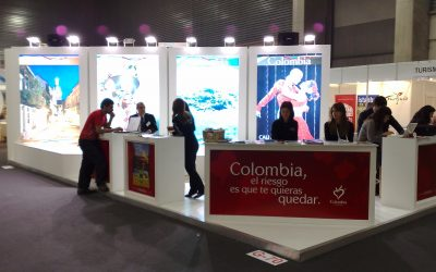 Colombia Stand Turismo