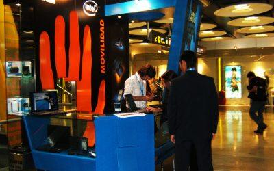 HP, Terminal 4 Madrid